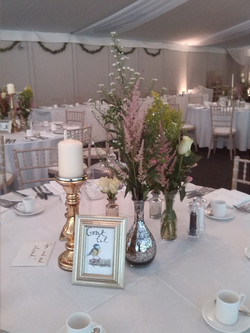 Table arrangments