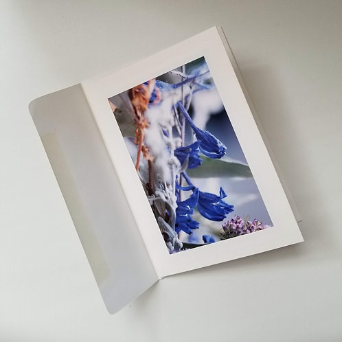 Greeting Card - Time Floats 12