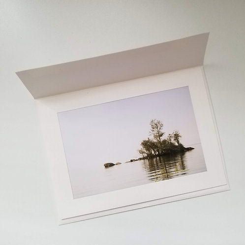 Greeting Card - The Shield