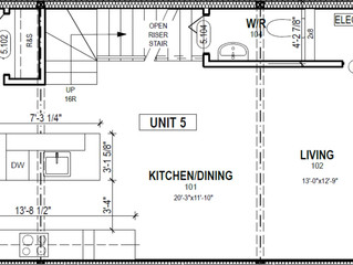 Unit Five Available for Rent