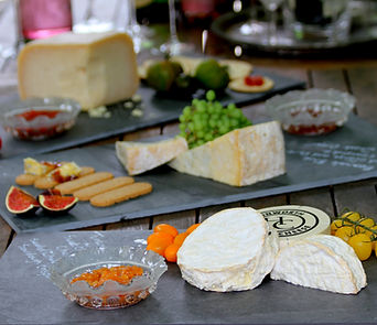 Cheese Slate by The Cheese Plate Bunting