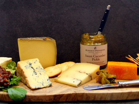 The Cheese Plate's Answer to The Perfect Family Cheeseboard