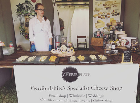 The Cheese Plate takes The Game Fair 2019