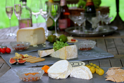 The Cheese Plate cheese slates