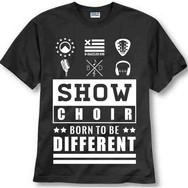 T-shirt design for an Event