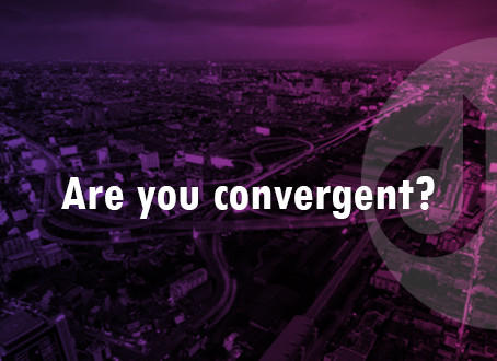 Are you convergent with content delivery?