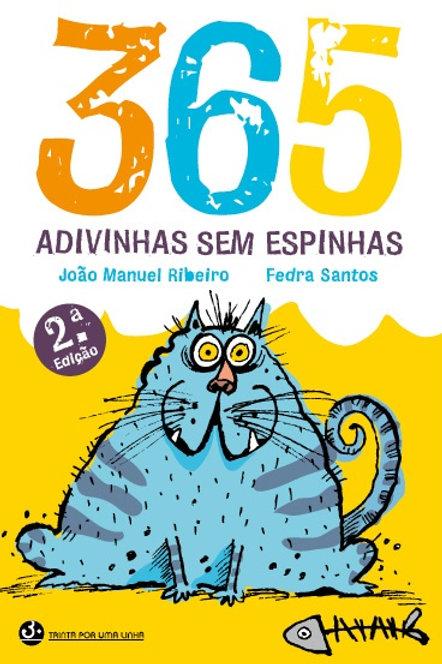 365 ADIVINHAS SEM ESPINHAS