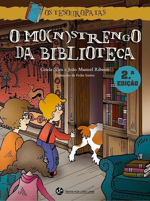 O MO(N)STRENGO DA BIBLIOTECA