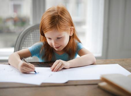 15 Benefícios da Escrita Criativa para crianças