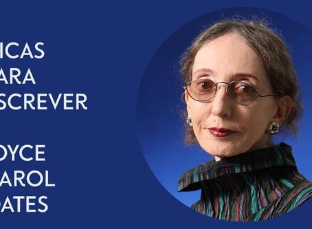11 dicas para escrever de Joyce Carol Oates