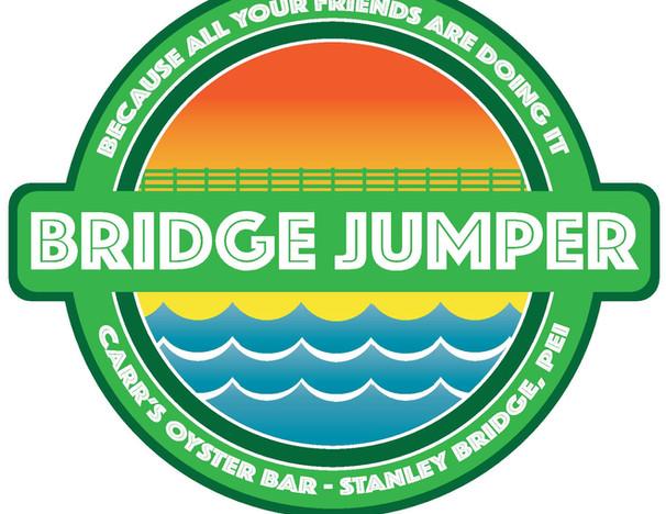Bridge Jumper Stickers