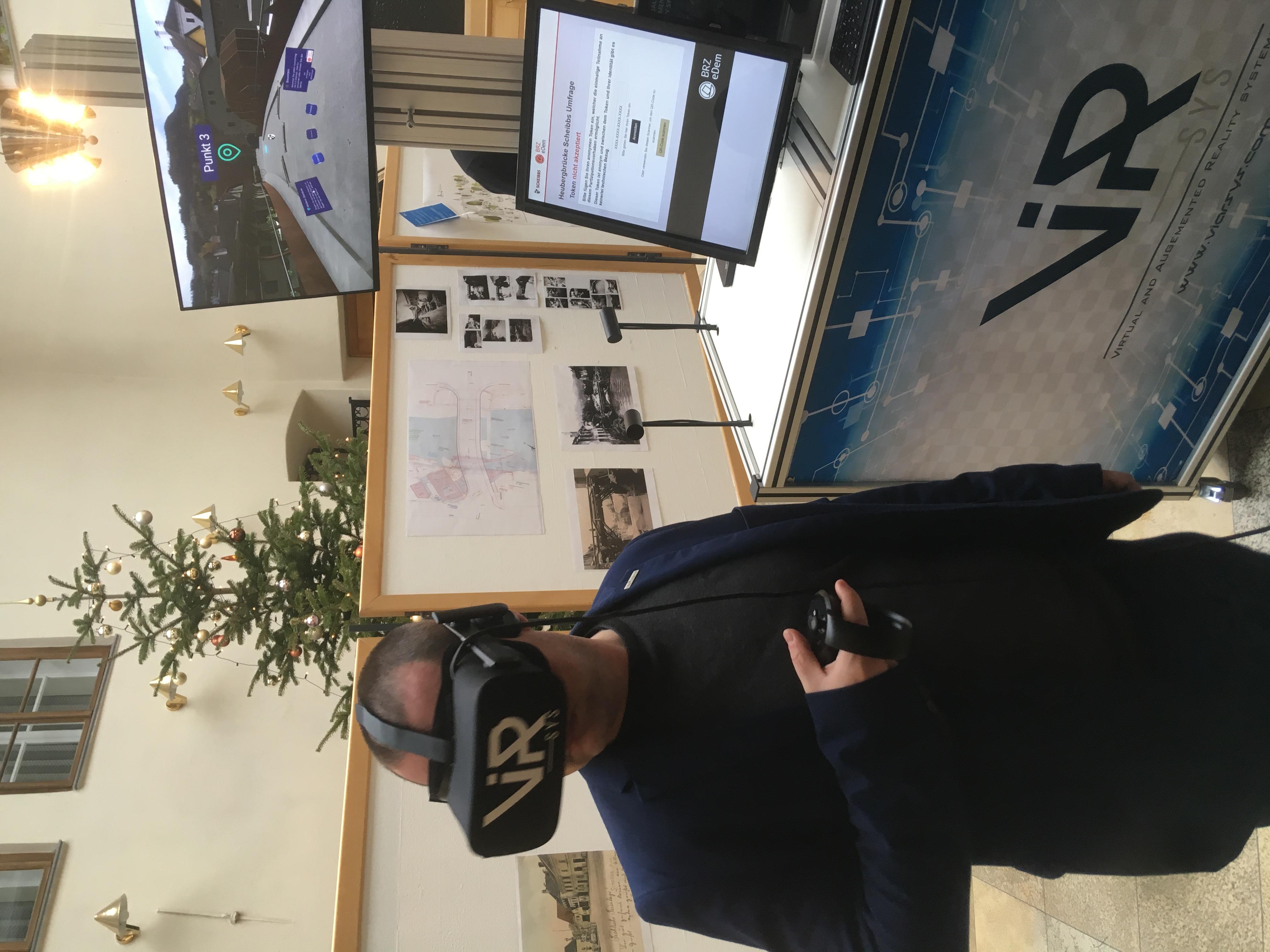 eDem VR