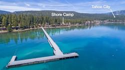 Near Tahoe City