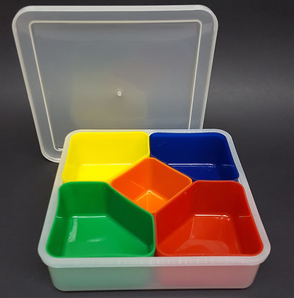 Envase de cocina 20 piezas