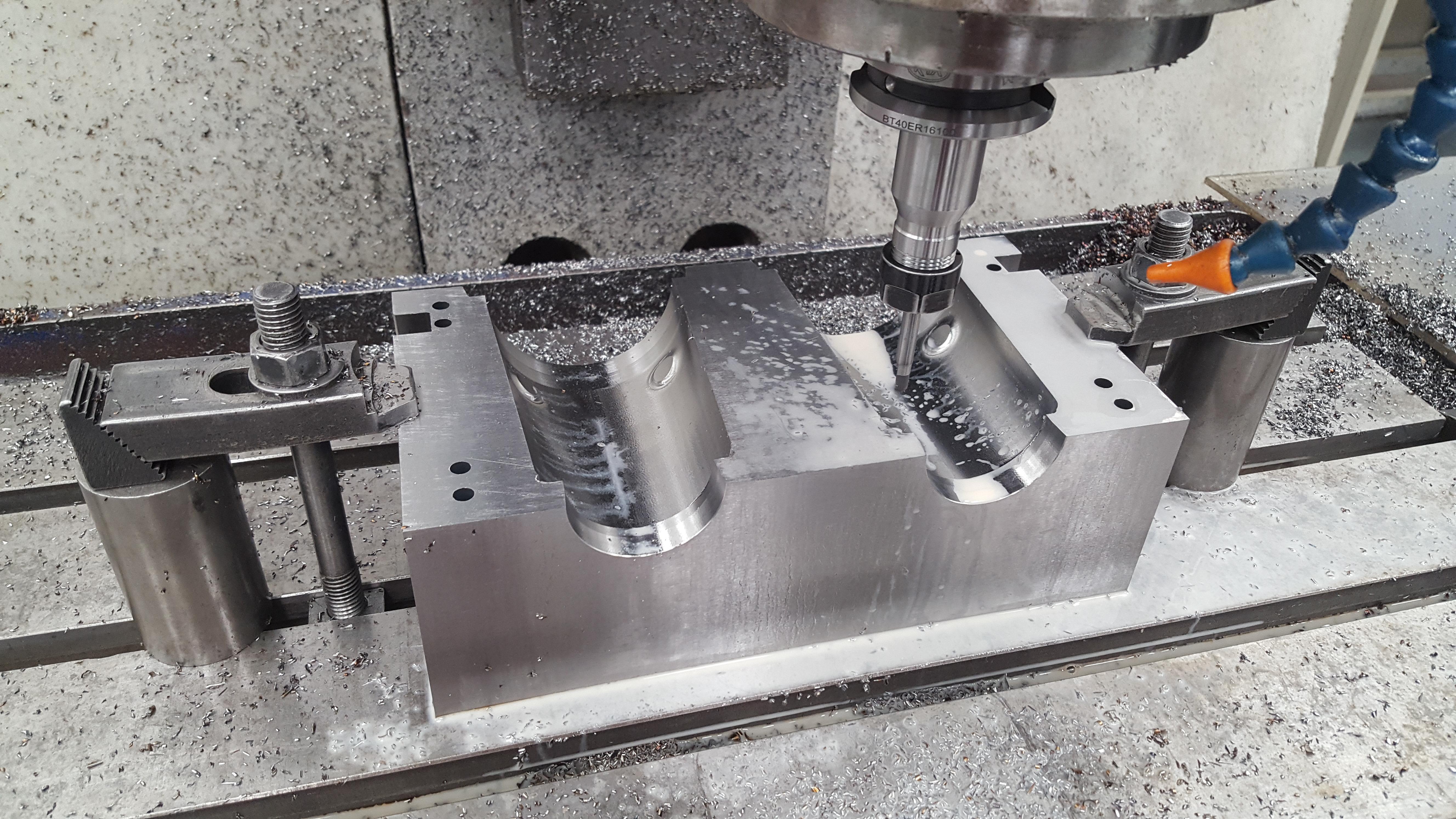 Fabricacion molde