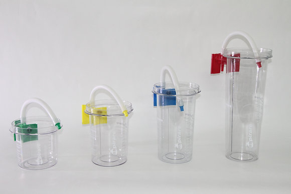 1 Canister Reusable Aspirare