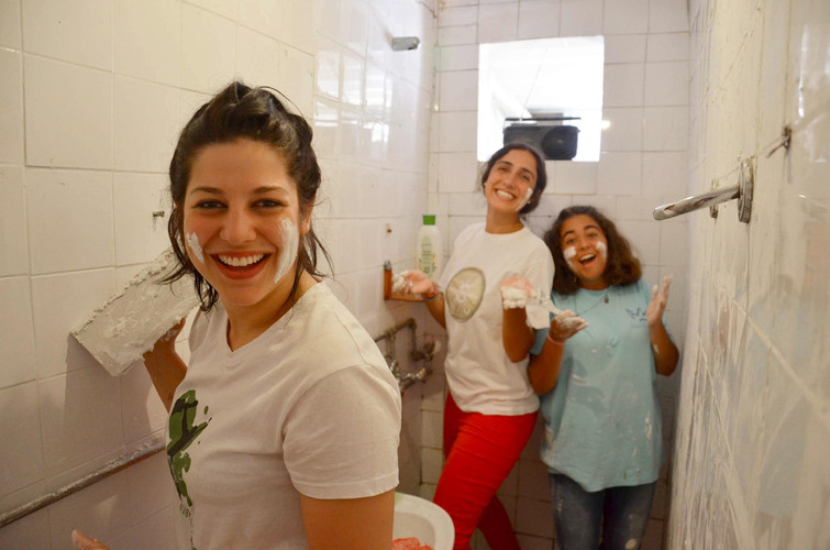 Génération Monde - Volontariat Porto -Ch