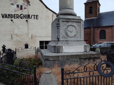 Etappe17 GR5A Aalbeke-Wervikstraat