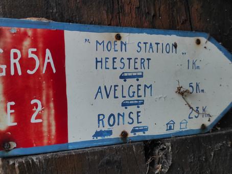 Etappe16 GR5A Avelgem-Aalbeke