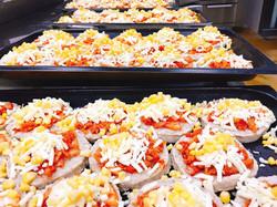 수제 치즈 함박스테이크