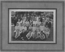 Center School 1919