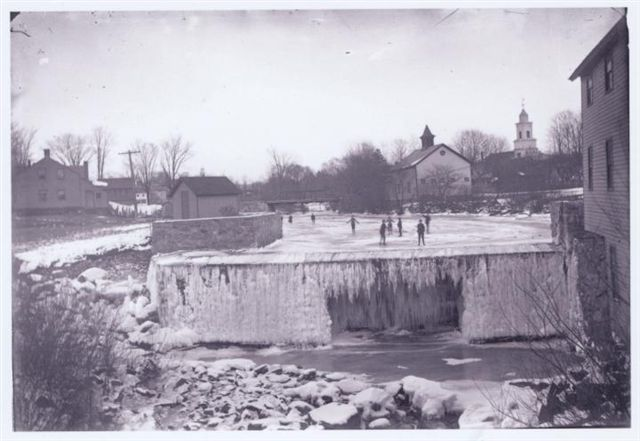 Grist mill skating