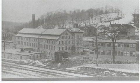 Hinsdale Woolen Mill
