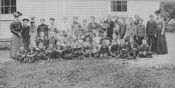 Center School 1900