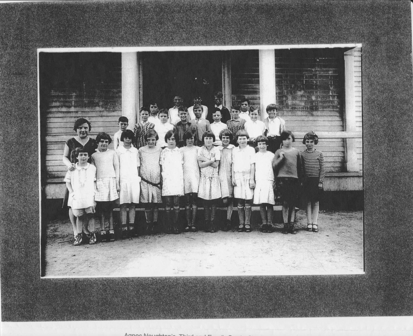 Center School 1926