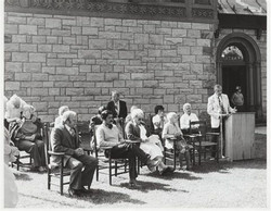 Hinsdale Library Memorial Day Picture
