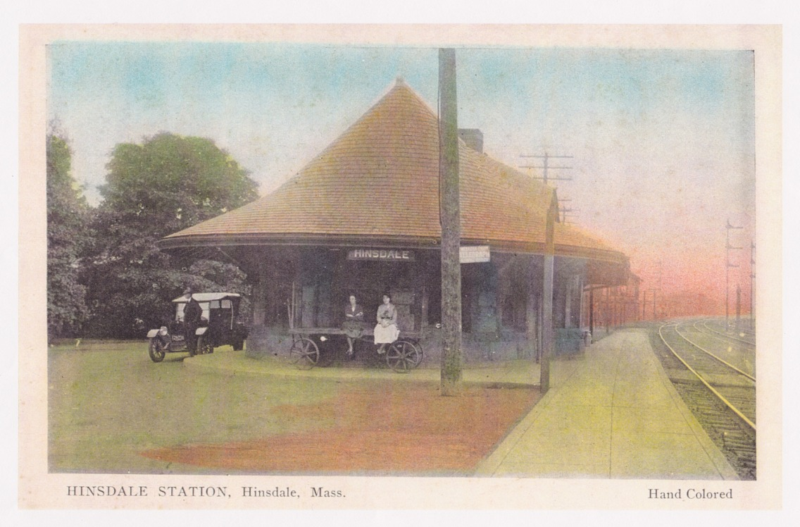 Hinsdale Station