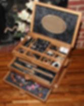 Bespoke Wooden Jewellery box