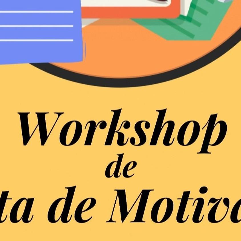 Workshop de Carta de Motivação