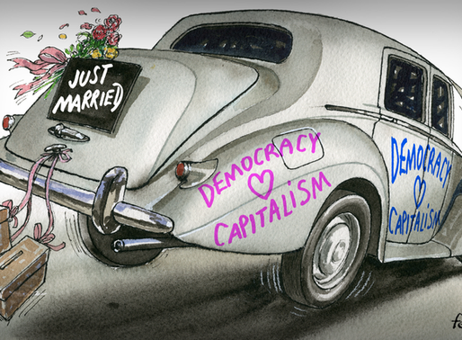 CAPITALISMO E O FIM DA DEMOCRACIA LIBERAL