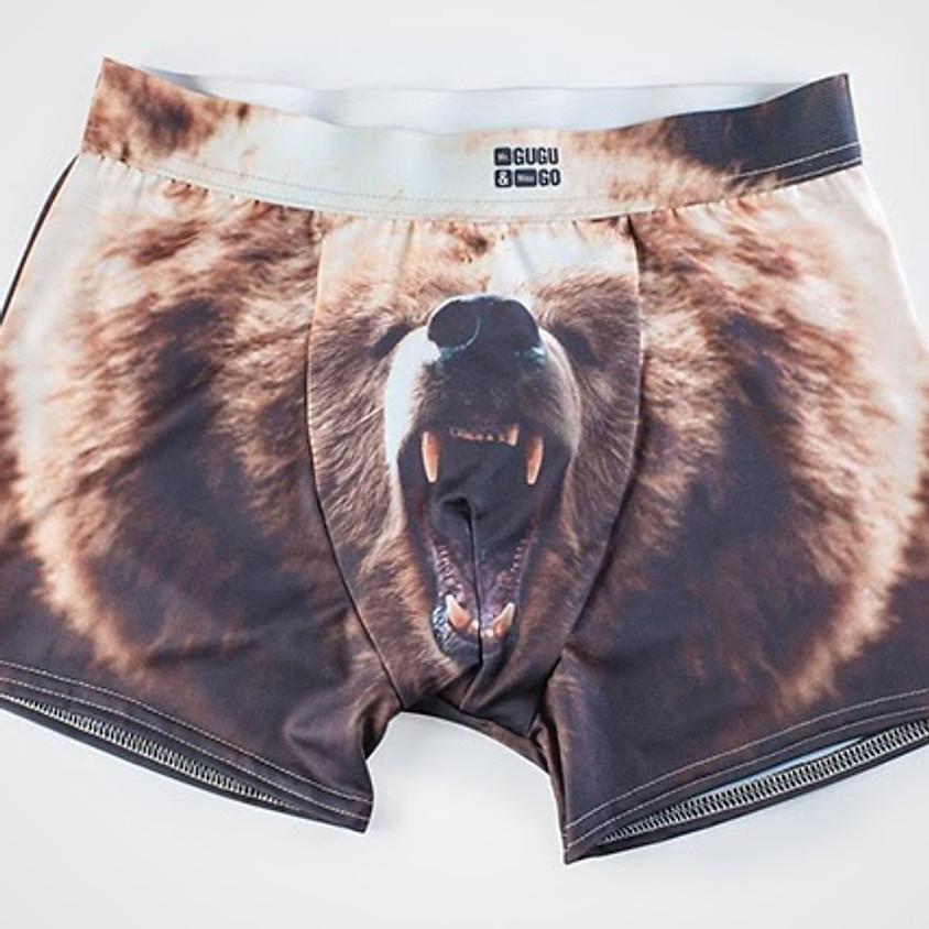 Urso de Cuecas