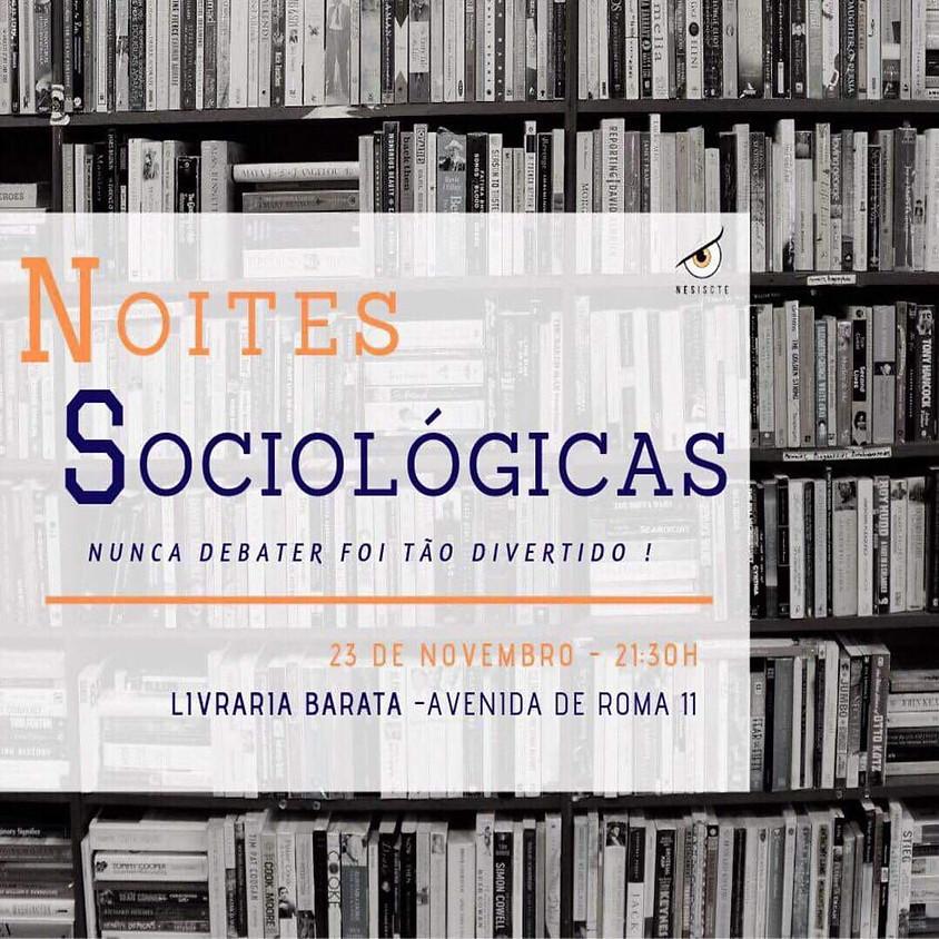 2ª Edição das Noites Sociológicas