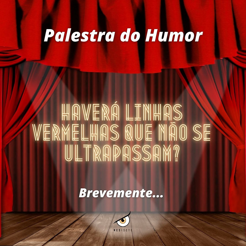 Palestra sobre o Humor