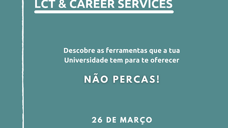 LCT & CAREER SERVICES