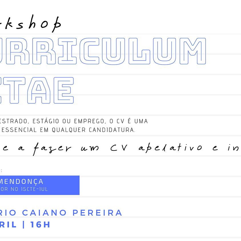 Workshop de CV