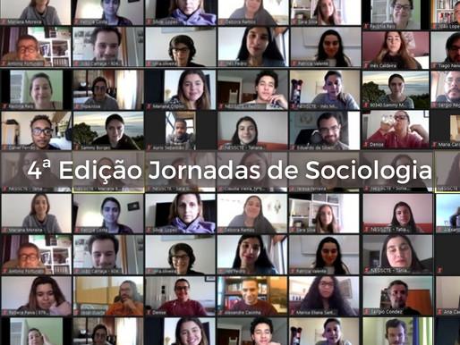 Cobertura 4ª Edição das Jornadas de Sociologia