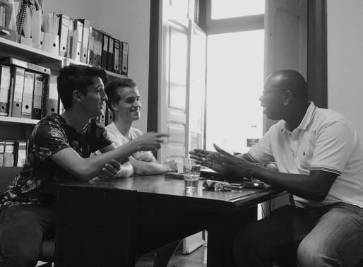 Entrevista a Mamadou Ba