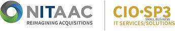 NITAAC and CIO-SP3 SB Logo