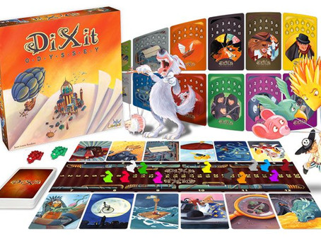 Using Dixit to practice English for A1 to B2 levels