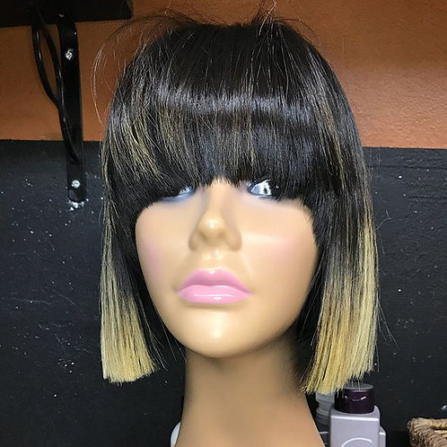 full head wig