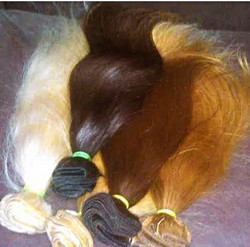 Imported hair extensions