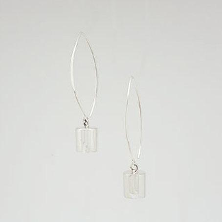 Cylinder Earrings