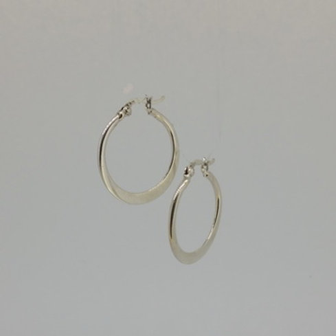 Colleen Hoop Earrings