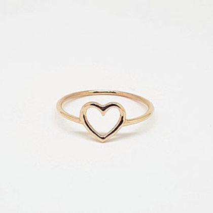 Love Ring Rose
