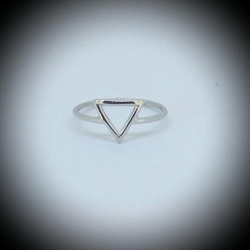 Trinity Sterling Silver Ring