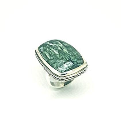 Seraphinite Ring